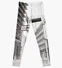 Walk Off - Downtown Leicester Leggings