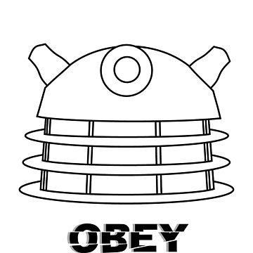 Dalek - Obey by Seneca97