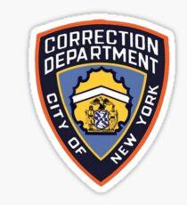 correction Sticker