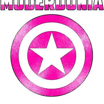 Escudo Moderdonia by andresMvalle