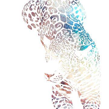 Stellar Leopard by Shinymarble