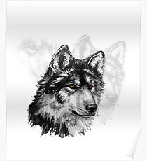 Wolf Shadows  Poster