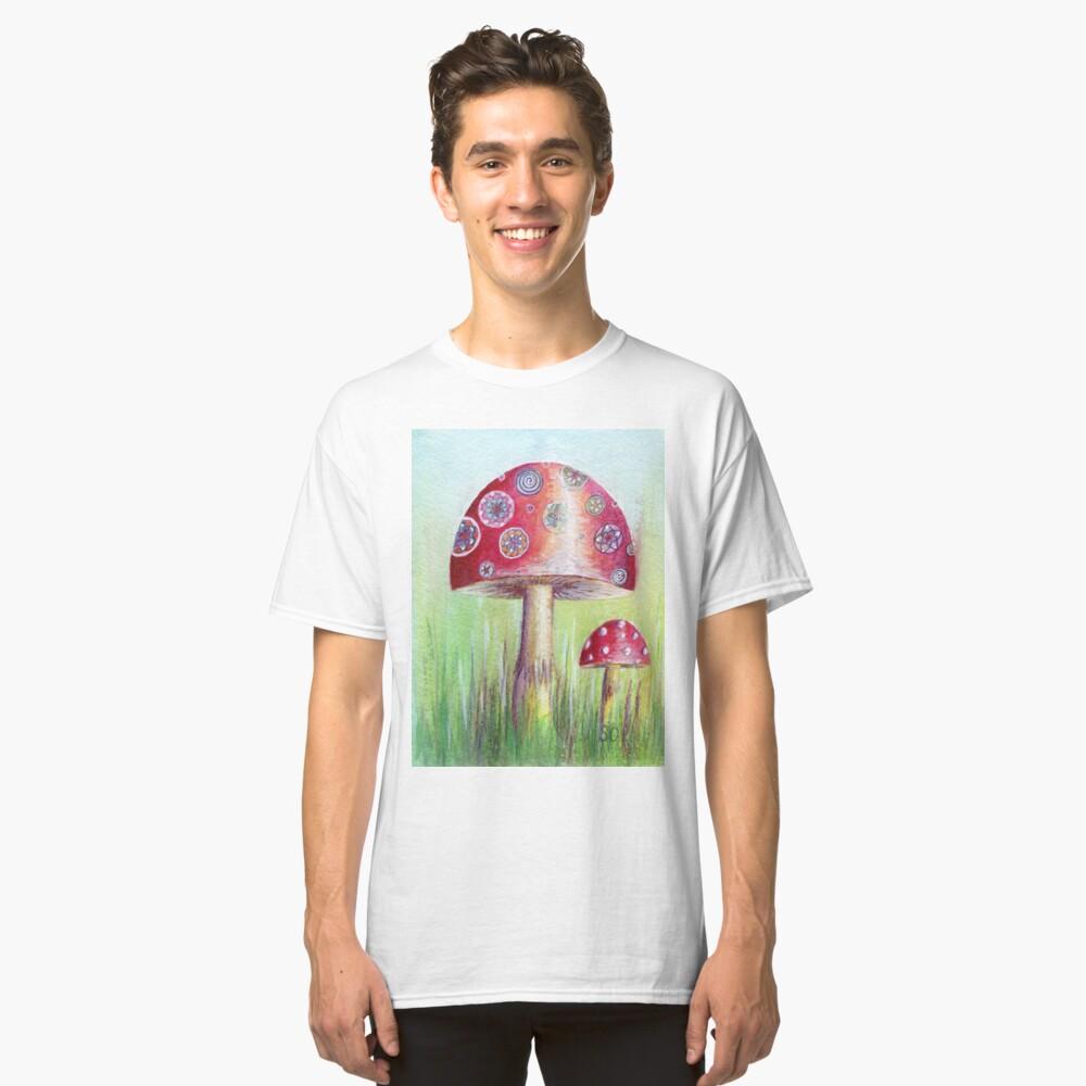 Magical Mushroom Classic T-Shirt
