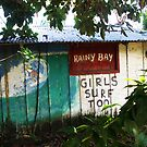 Girls Surf Too by northshoresign