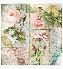 Belles Fleurs I Poster