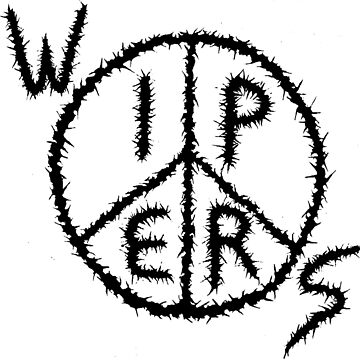 The Wipers - Greg Sage (Black on White) by autonomy