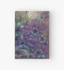 Moonlight Meditation Hardcover Journal