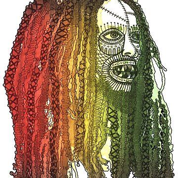 Voodoo Rasta by LionTuff79