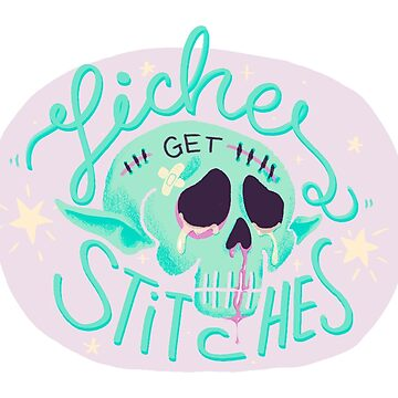 Liches get stitches by hellocloudy