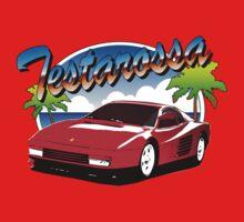 Ferrari Testarossa - Outrun