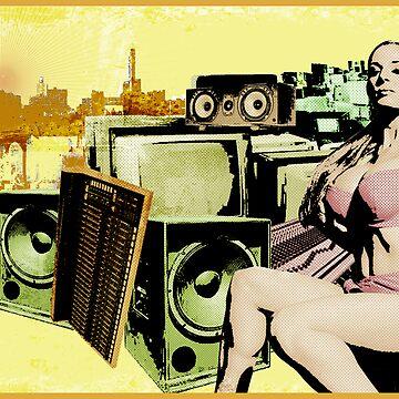 MUSIC JUNKYARD by fatdad