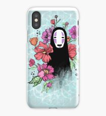 Botanical no face  iPhone Case