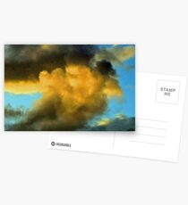 altered image Postcards
