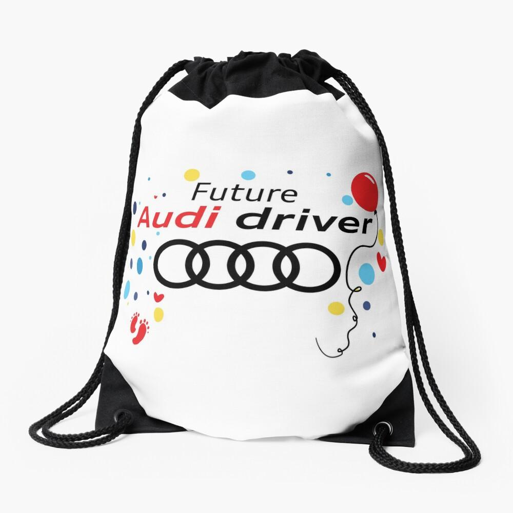 Zukünftiger Audi-Fahrer Turnbeutel