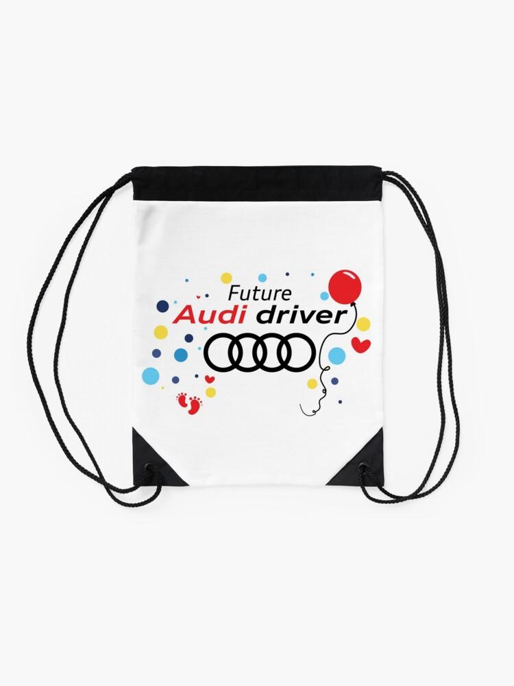 Alternative Ansicht von Zukünftiger Audi-Fahrer Turnbeutel