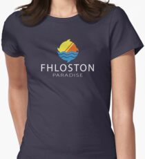 Fhloston Paradise v3 Womens Fitted T-Shirt