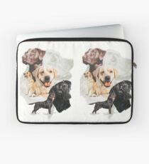 Labrador Retriever Medley Laptop Sleeve