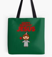 Jesus Happy Birthday Boy Tote Bag