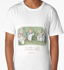 Brambly Hedge Naming Ceremony Long T-Shirt
