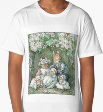 Brambly Hedge - Poppy Dusty and babies Long T-Shirt