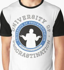 Procrastination  Graphic T-Shirt