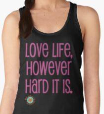 LOVE LIFE Tanktop für Frauen