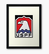 USPF - ESCAPE FROM NEW YORK Framed Print