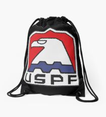 USPF - ESCAPE FROM NEW YORK Drawstring Bag