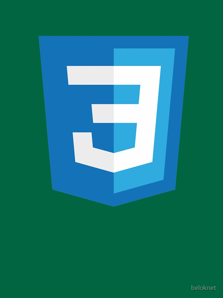 Silicon Valley - CSS3 Logo by beloknet