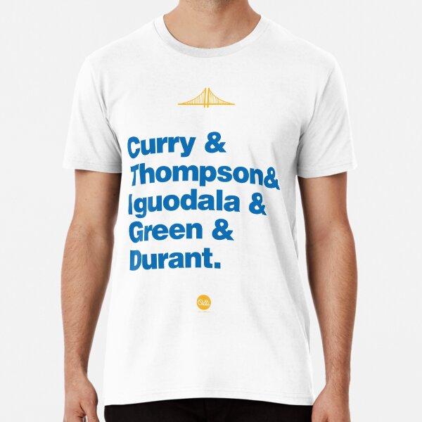 Golden State Warriors Camiseta premium