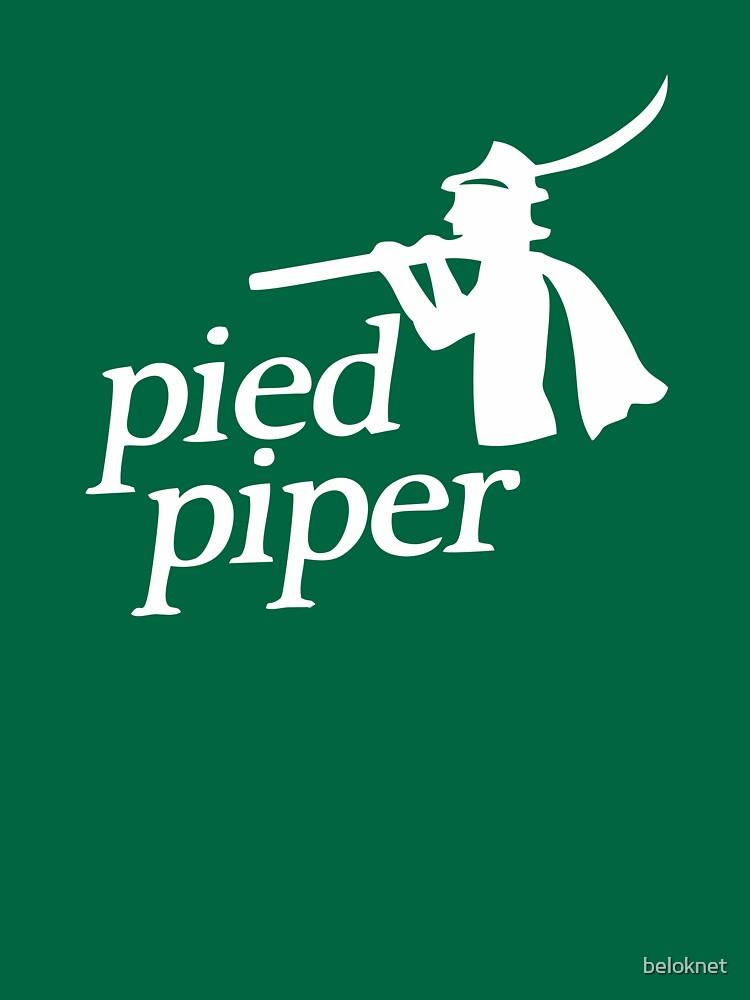 «Pied Piper - Silicon Valley» par beloknet