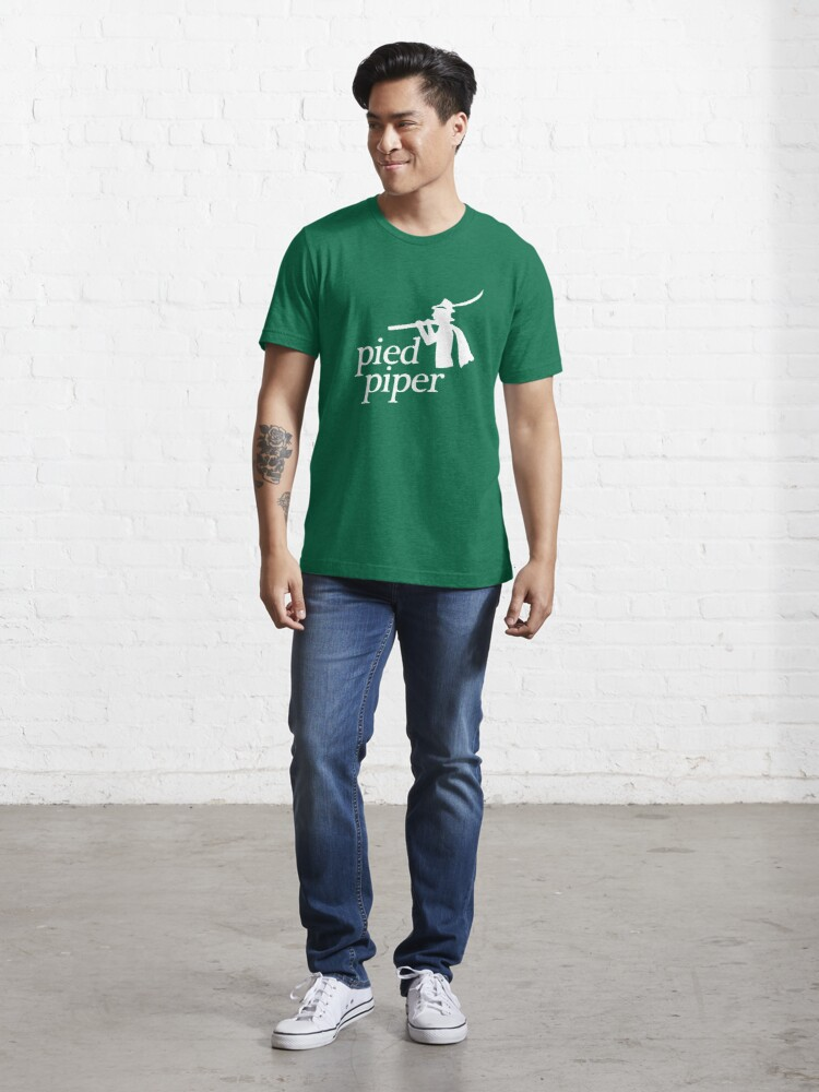 T-shirt essentiel ''Pied Piper - Silicon Valley': autre vue