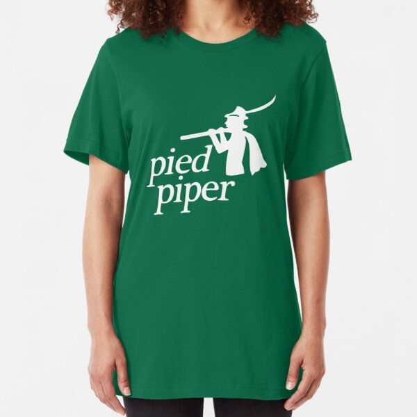 Pied Piper - Silicon Valley Slim Fit T-Shirt