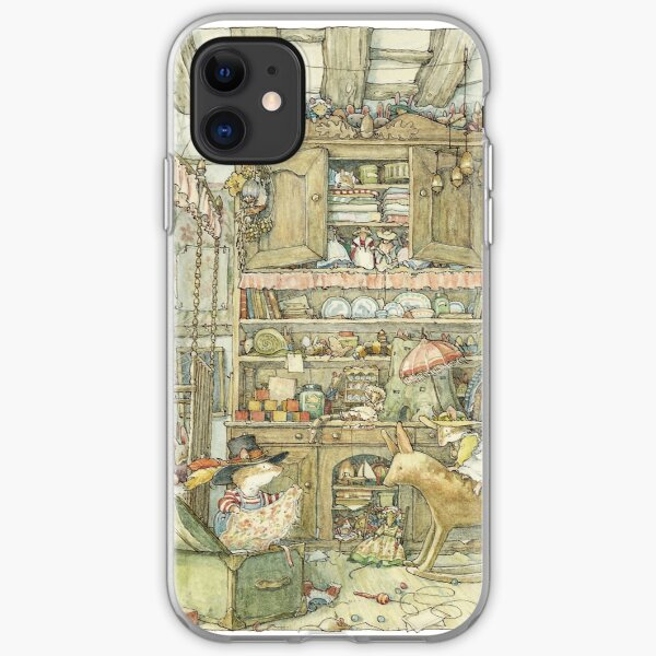 Dressing up at the Old Oak Palace iPhone Soft Case
