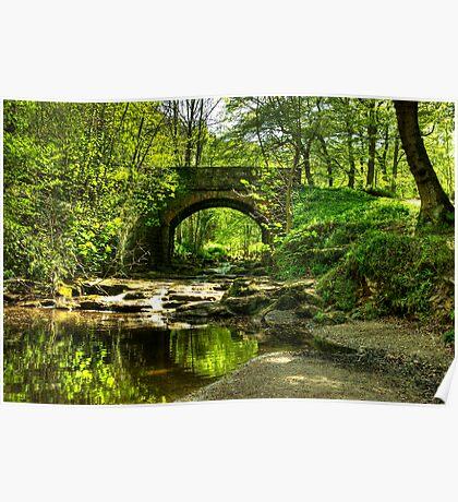The Bridge at May Beck Poster