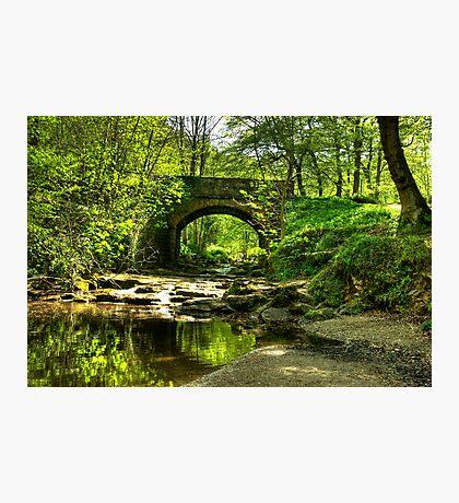 The Bridge at May Beck Photographic Print