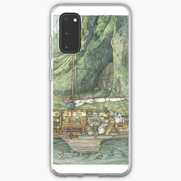 Cutaway of Dustys Boat Samsung Galaxy Soft Case