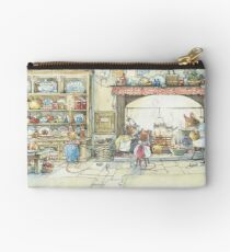 The Kitchen At Crabapple Cottage Studio Pouch