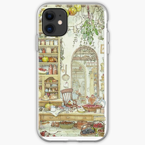 The Palace Kitchen iPhone Soft Case
