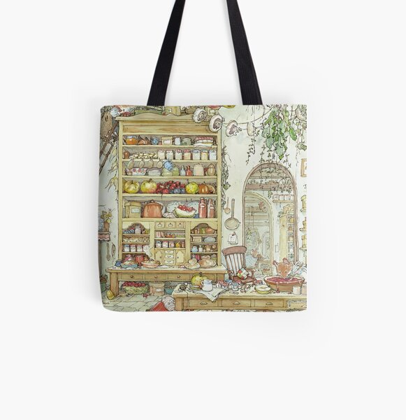 The Palace Kitchen All Over Print Tote Bag