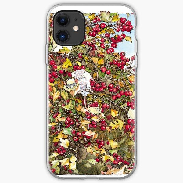 The Blackthorn Bush iPhone Soft Case