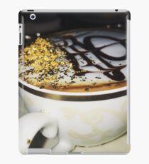Golden Coffee iPad Case/Skin