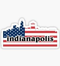 Indianapolis Sticker