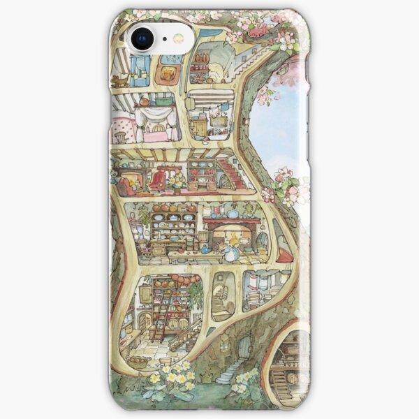 Crabapple Cottage iPhone Snap Case