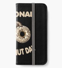 National Doughnut Day 1 June 2018 iPhone Wallet/Case/Skin
