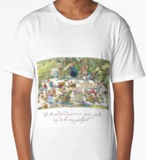 Picnic time Long T-Shirt