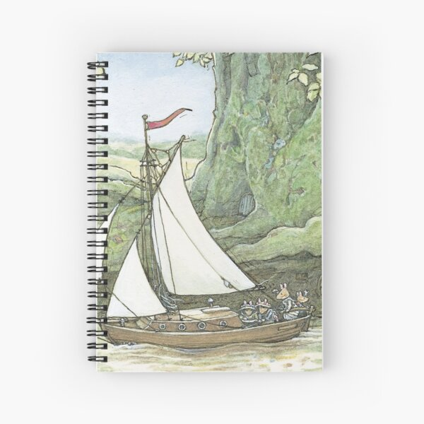 Sea Story Spiral Notebook
