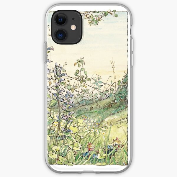 On the way to the Store Stump iPhone Soft Case