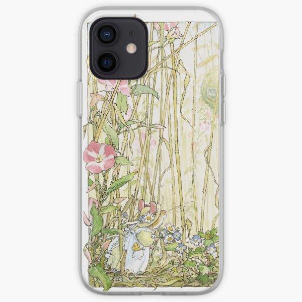 Primrose gathering flowers iPhone Soft Case