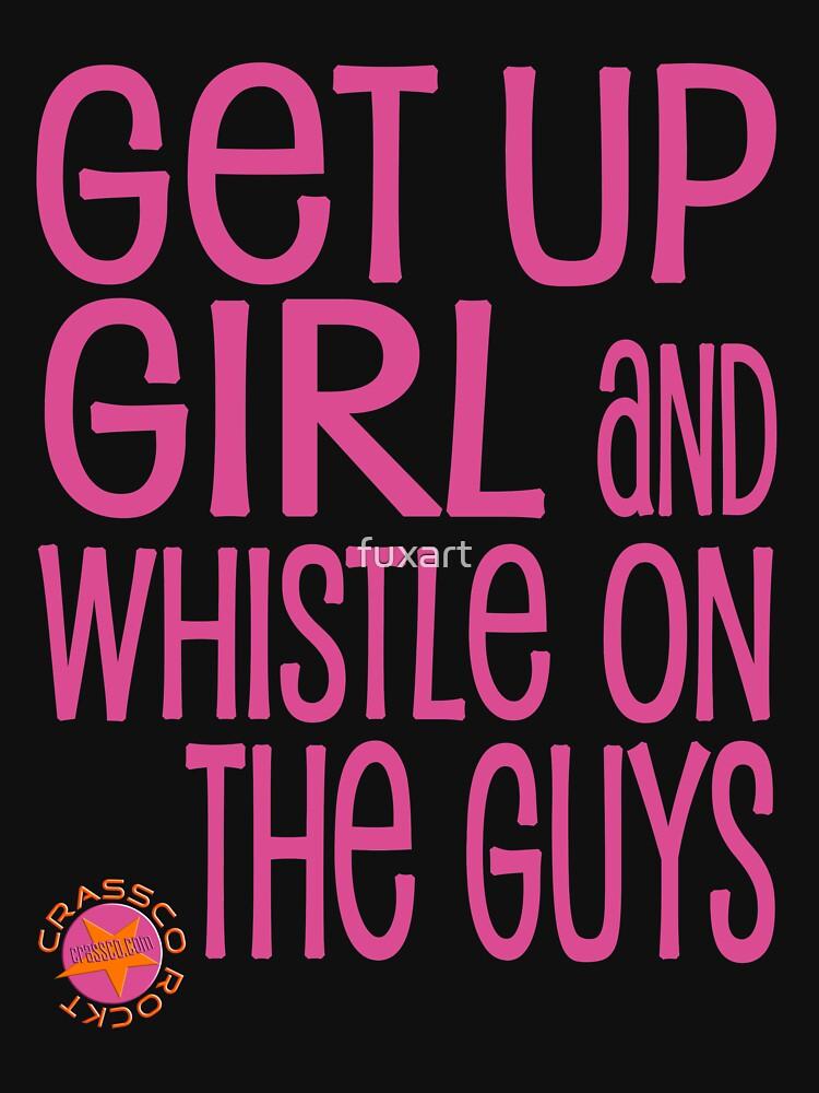 GET UP GIRL von fuxart